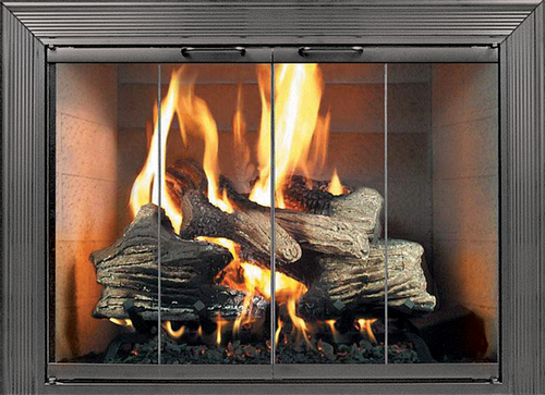 Shop All Products Glass Fireplace Doors Fireplacesrus