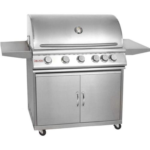 Blaze 40 Inch Grill On Cart