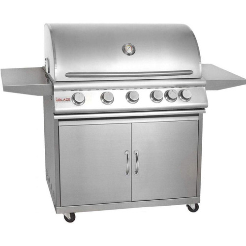 Blaze 40 Inch Grill On Cart