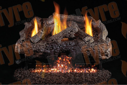 Flint Hill Vent Free Gas Logs Sets With Burner