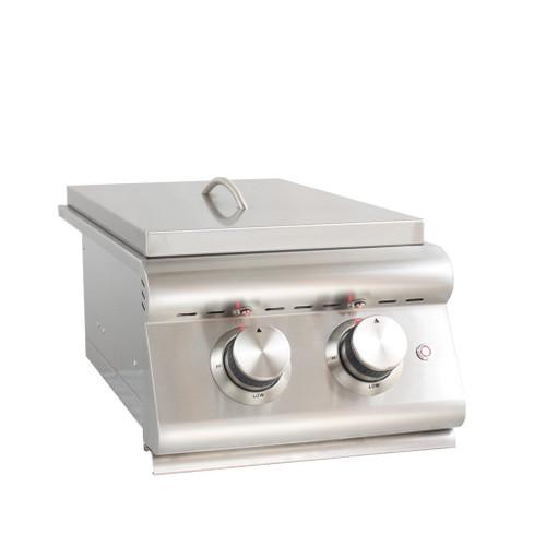 Blaze Grills Built In Double Side Burner