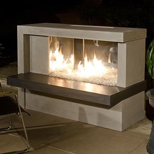 Manhattan Linear Fireplace