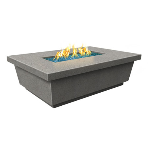 American Fyre Contempo Rectangular Firetable