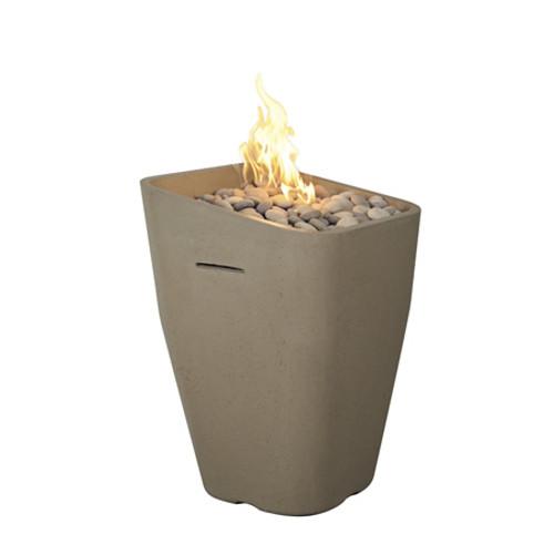 American Fyre Designs Crest Gas Fire Urn