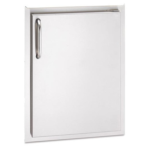 "American Outdoor Grill 20"" x 14"" Single Storage Door - Right Hinge"