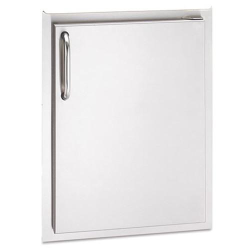"""American Outdoor Grill 20"""" x 14"""" Single Storage Door - Right Hinge"""