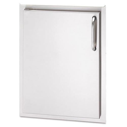 """American Outdoor Grill 20"""" x 14"""" Single Storage Door - Left Hinge"""