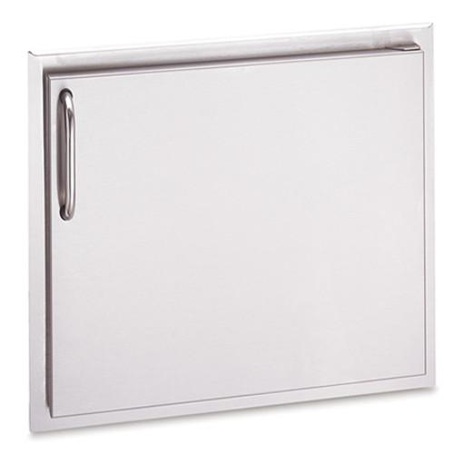 """American Outdoor Grill 17"""" x 24"""" Single Storage Door - Right Hinge"""