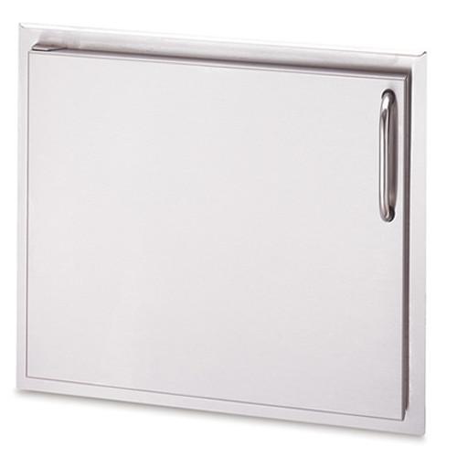 """American Outdoor Grill 17"""" x 24"""" Single Storage Door - Left Hinge"""