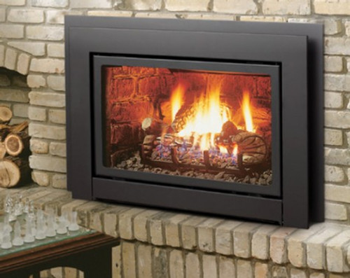iDV33  GAS FIREPLACE INSERT PACKAGE DEAL