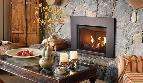 Merit Series Direct Vent Fireplace Insert