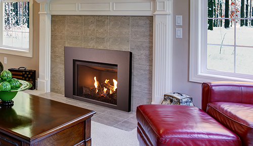 """Superior 27"""" Direct Vent Gas Fireplace Insert"""