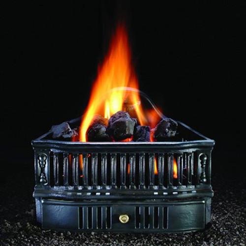 Olde World Vented Coal Basket