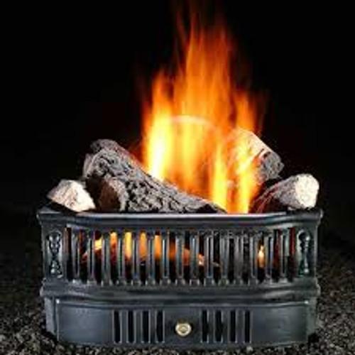 Hargrove Vented Wood Basket