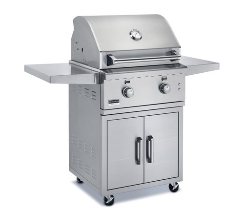 """Broilmaster 26"""" Grill On Cart"""