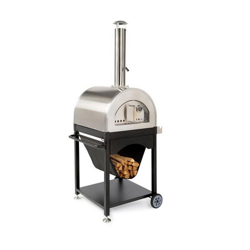 "Wppo 26"" Pizza Oven With Optional Cart"