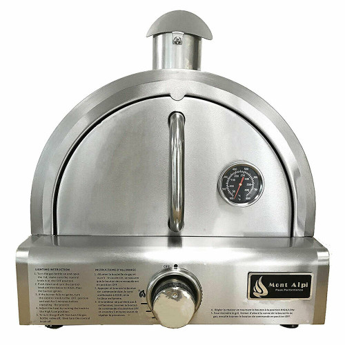 Mont Alpi Table Top Pizza Oven