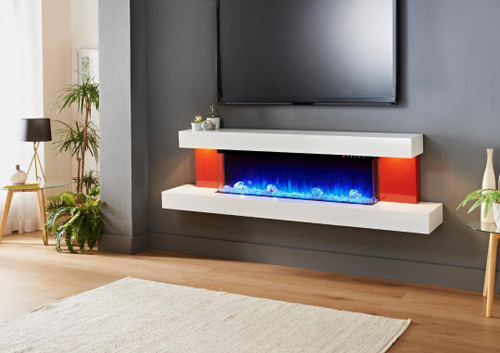 Alpha Electric Fireplace