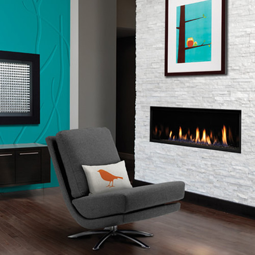 "KINGSMAN 46"" LINEAR GAS FIREPLACE"
