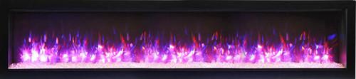 Remii WM-74-B – Electric Fireplace