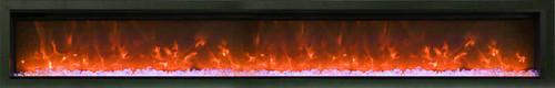 Remii WM-100-B – Electric Fireplace