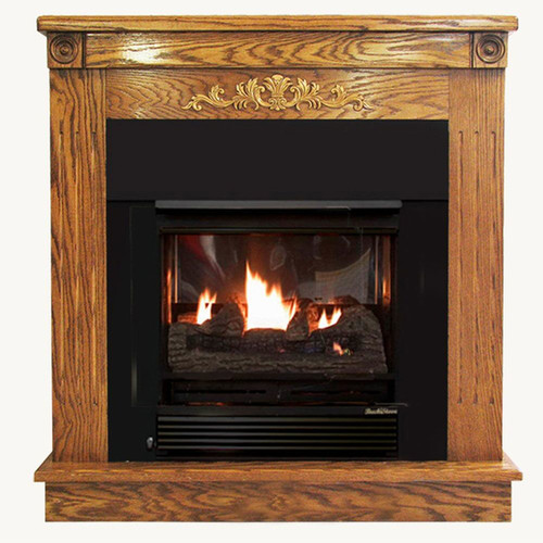 Buck Stove Model 32 Vent Free Gas Stove Free Standing Fireplace Fireplacesrus