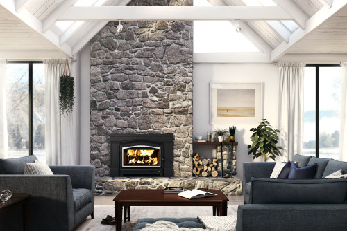 Osburn Matrix 2700 W/ Black Door Overlay