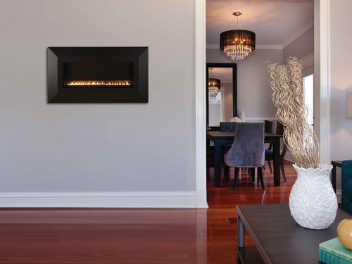 Boulevard Sl Slimline Linear Gas Fireplace