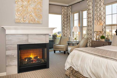 Majestic Corner Series Gas Fireplace