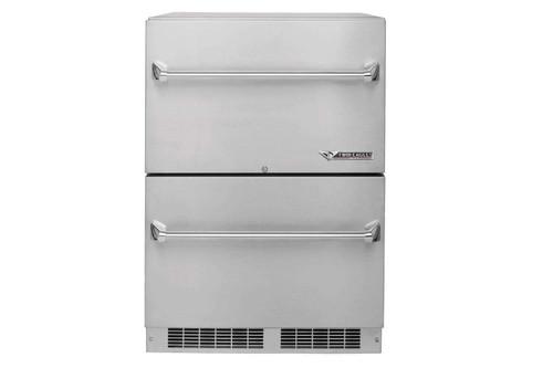 Twin Eagles 2 Door Refrigerator