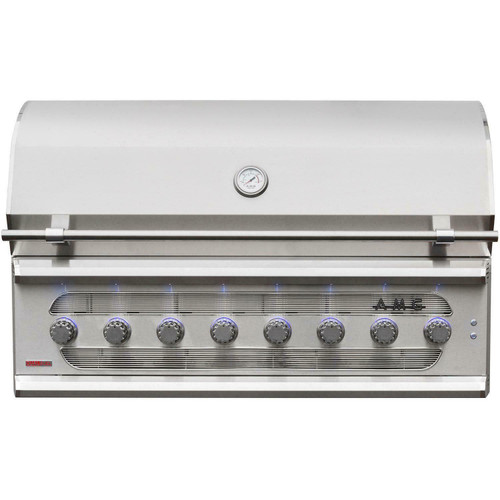 54″ American Muscle Grill - Built-in- Multi Fuel