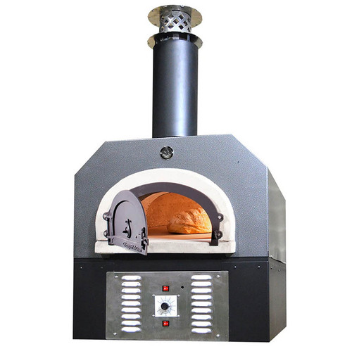 Chicago Brick Oven 750 Hybrid Countertop Pizza Oven with Skirt