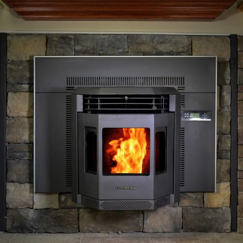 Hp22i Pellet Burning Fireplace Insert