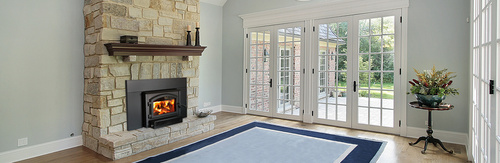 Empire Stove Archway 1700 Wood Burning Fireplace Insert