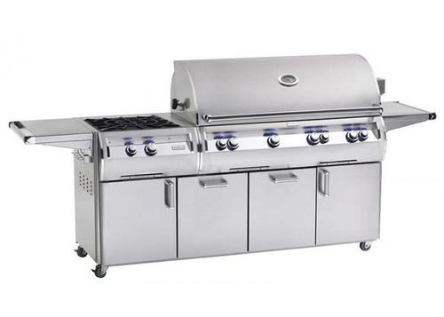 Fire Magic Echelon Diamond E1060s 48-inch Cabinet Cart Grill with Power Burner (Analog) ( E1060S-8EA-51