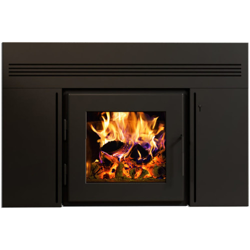 Mf Fire Nova Wood Burning Fireplace Insert