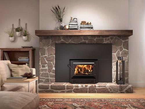 Ventis Hei170 Wood Burning Fireplace Insert