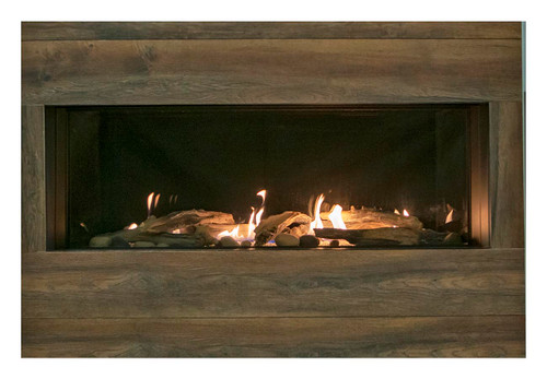 Sierra Flame Vienna – Linear Style Gas Fireplace