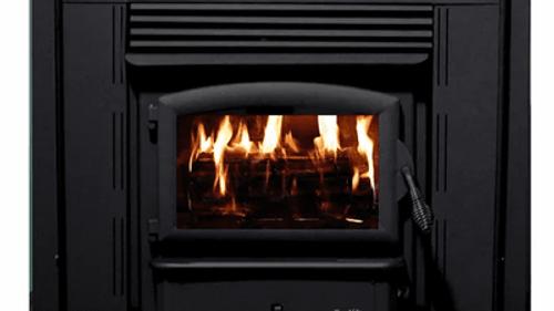 Buck Stove Model 21zc Zero Clearance Wood Stove / Fireplace Efficient