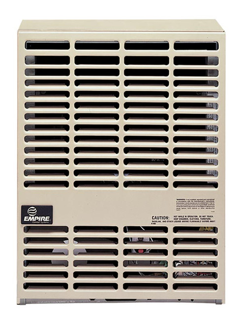 Empire Heater - Direct-Vent Wall Furnace - 10,000-15,000 BTU