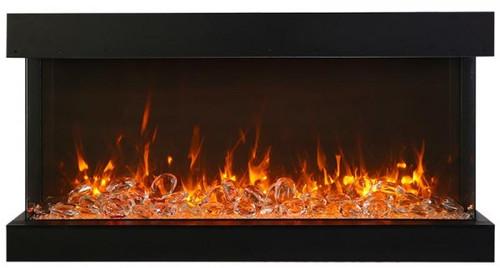 Amantii 72-TRU-VIEW-XL XT – 3 Sided Electric Fireplace