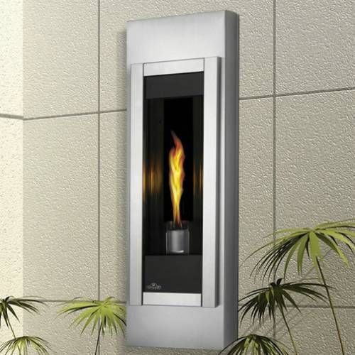 Napoleon Gsst8 Outdoor Torch Gas Fireplace
