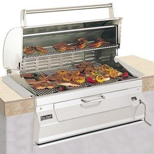 FIREMAGIC CHARCOAL BUILT IN GRILL 14-S101C-A