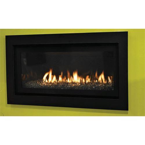 American Hearth Boulevard Contemporary Linear Dv Gas Fireplace