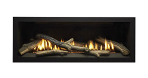 empire boulevard traditional direct vent linear gas fireplace