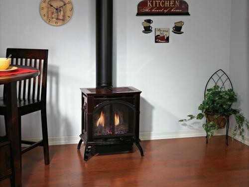 American Hearth heritage dv20 Direct vent gas stove