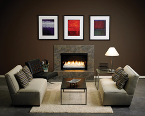 Loft Vent Free Gas Fireplace
