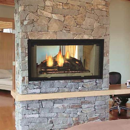 majestic designer series see thru wood burning fireplace 42 rh fireplacesrus net burning fireplace video burning fireplace 4k
