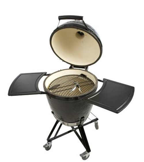 Primo Grills Round Kamado Ceramic Grill - All-In-One Kit