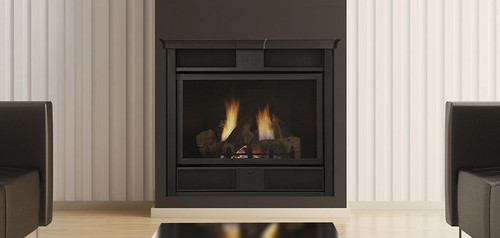 Monessen Solstice Contemporary Vent Free Gas Fireplace Insert